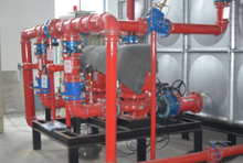 Introduction on Mingxing Fire Water Supply Equipment