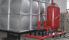 Material Selection of Mingxing Fire Water Supply Equipment