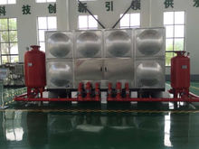 Introduction on Mingxing Fire Control Pressure Booster And Pressure Stabilization Equipment