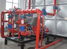 Highlights of Mingxing Fire Control Pressure Booster And Pressure Stabilization Equipment